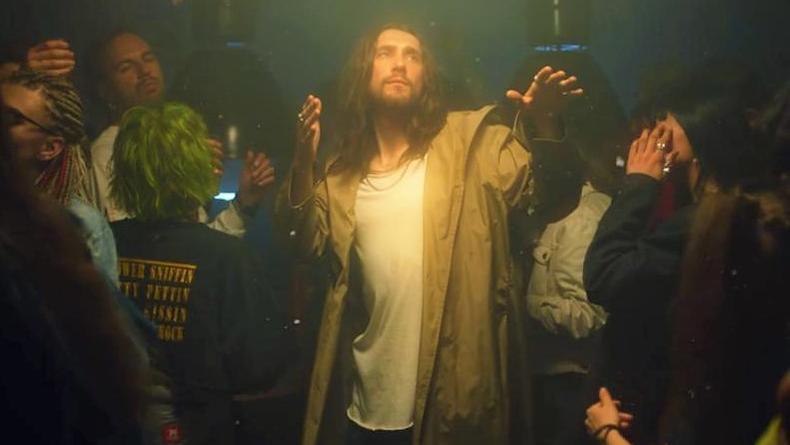 Иисус, наркотики и рок-н-ролл: Ленинград выпустили скандальный клип