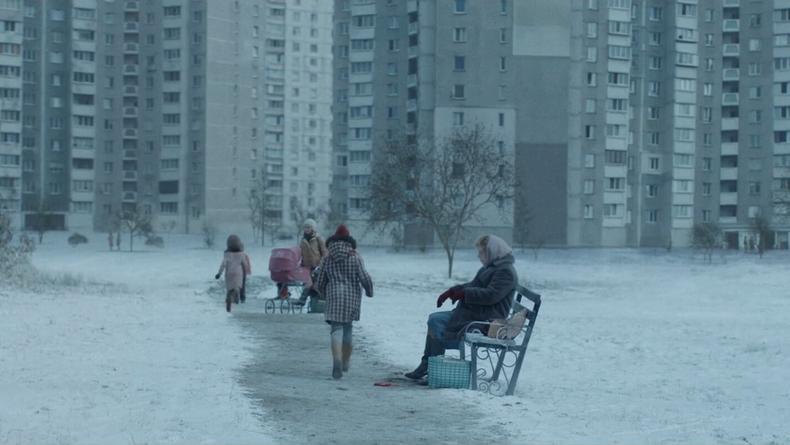 Зима летом: Как сериал Чернобыль снимали на Троещине