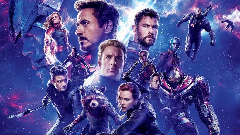 Мстители: Финал стал лучшим фильмом года
