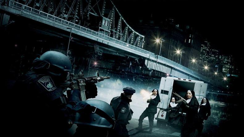 ТОП-5 зрелищных фильмов про ограбления