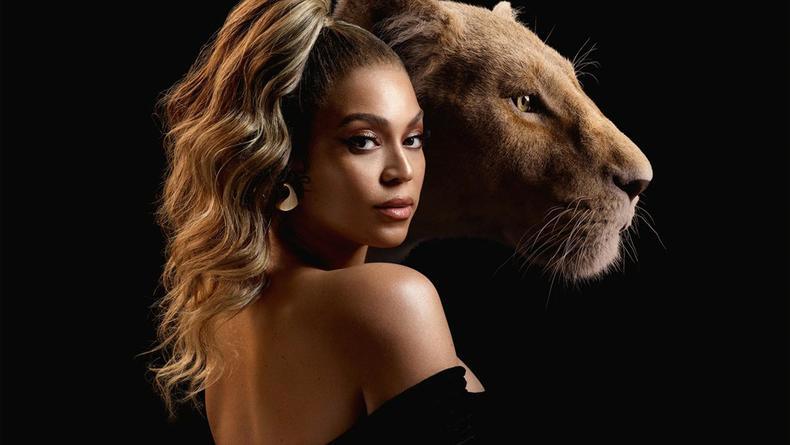 Beyonce выпустила душераздирающую песню к фильму Король Лев