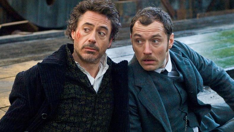 Появились первые детали третьего Шерлока Холмса с Дауни-младшим