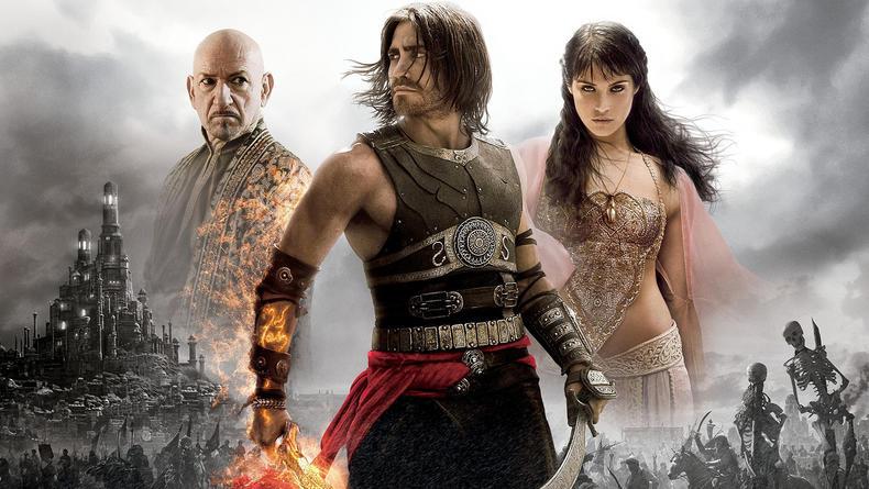ТОП-5 классных фильмов, основанных на играх