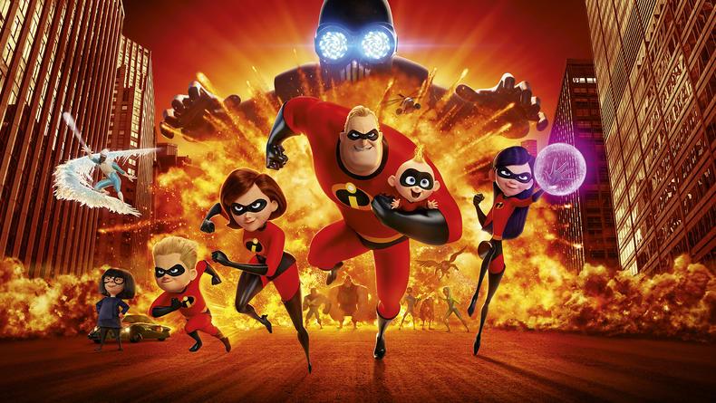 ТОП-5 великолепных мультфильмов от Pixar
