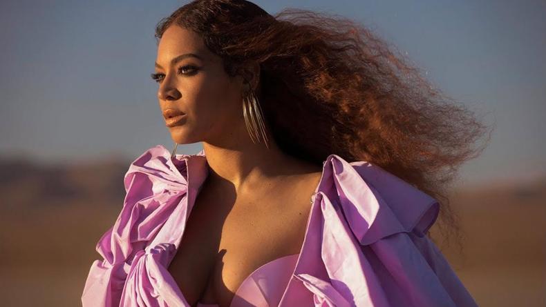 """""""Spirit"""": Beyonce представила шикарный клип к фильму Король Лев"""