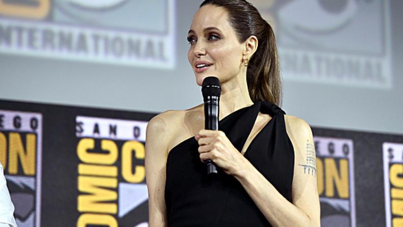 """""""Буду сильной"""": Анджелина Джоли призналась, кого сыграет в Marvel"""