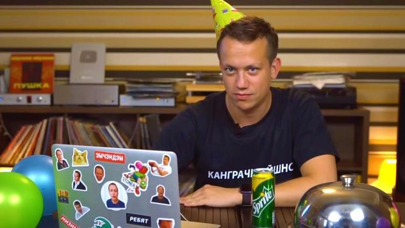 Дантес, Астафьева и Kyivstoner: Звезды забавно поздравили Дурнева с Днем рождения