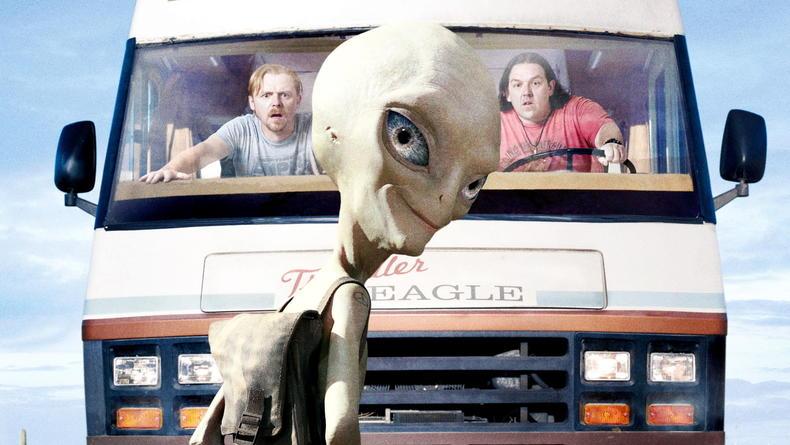 ТОП-5 отличных фильмов про пришельцев на Земле