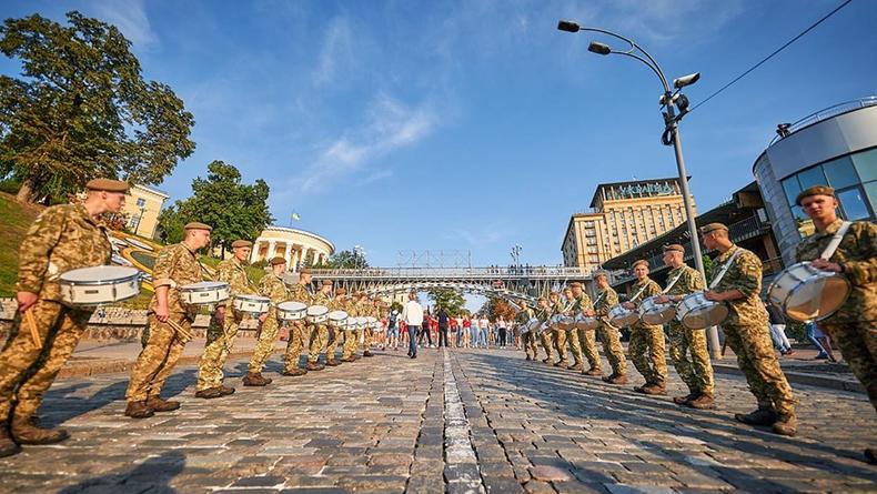 План действий на уикенд: День Независимости, Танцы со Звездами и Валерий Жидков