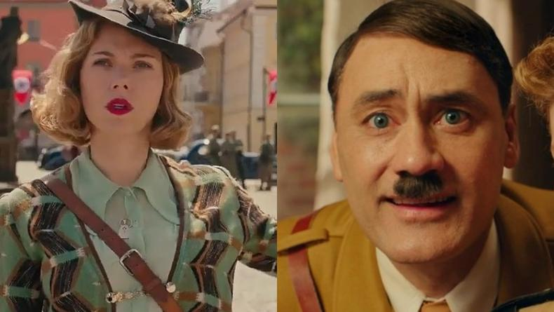Скарлетт Йохассон и Гитлер: Вышел трейлер сатирической комедии от режиссера Тора