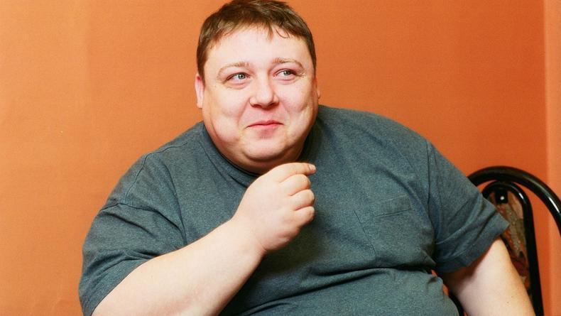 Минус 100 кг: Известный российский актер шокировал своими изменениями