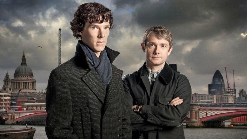 ТОП-5 потрясающих сериалов от BBC
