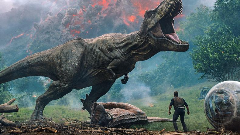 Динозавры и экшен: В Сети появилось продолжение Мира Юрского периода