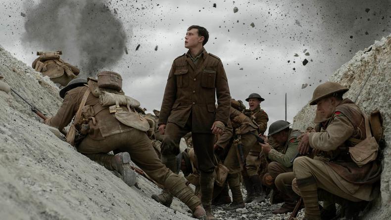 Вышел впечатляющий трейлер военной драмы 1917 с Камбербэтчем