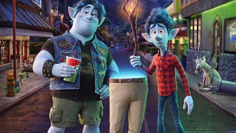 Фэнтези-миры: Вышел долгожданный трейлер мультфильма Вперед от Pixar