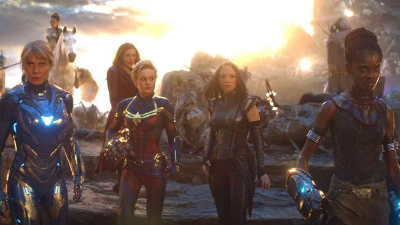 Супергеройский феминизм: MARVEL готовы снять женскую версию Мстителей