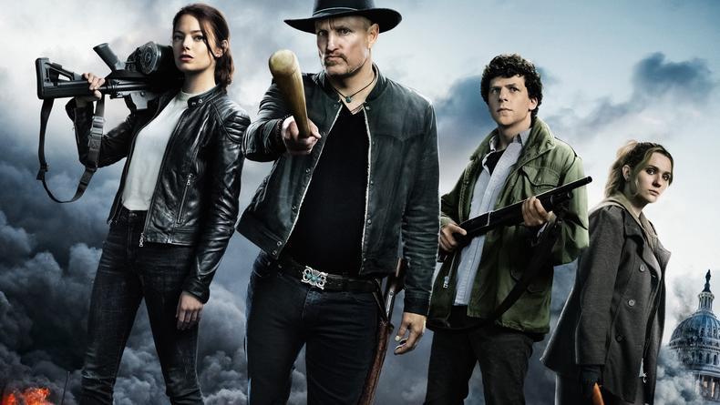 Кинопремьеры: Zомбилэнд 2, Терминатор: Судный день и Семейка Аддамс