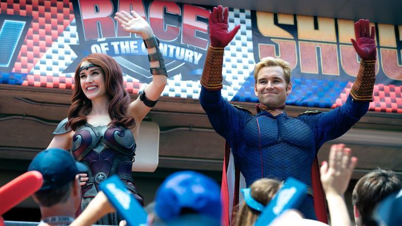 ТОП-5 супергеройских сериалов не от Marvel и DC