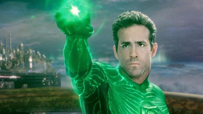 HBO выпустит супергеройский сериал Зеленый Фонарь от DC