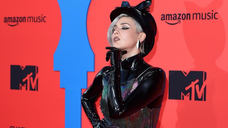 MARUV получила награду MTV как лучшая российская певица