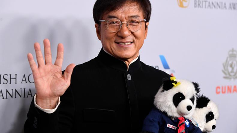 """""""Застрял под камнем"""": Джеки Чан чуть не умер на съемках фильма"""
