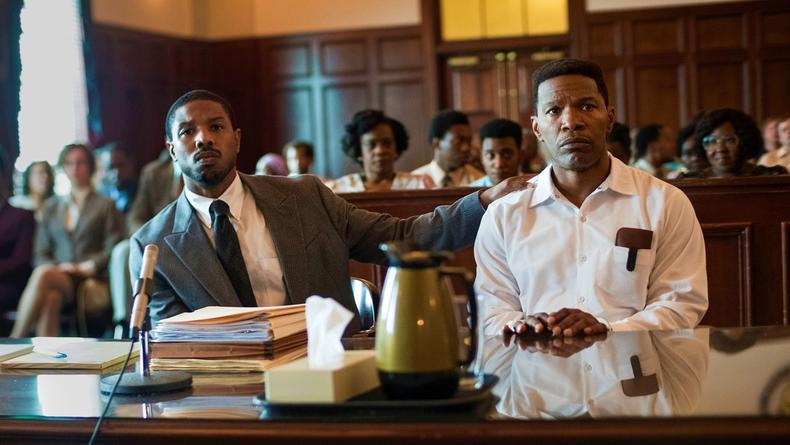 Судить по совести: Рецензия на фильм Просто помиловать
