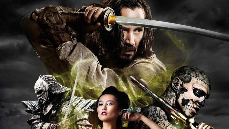 ТОП-5 классных фильмов про самураев