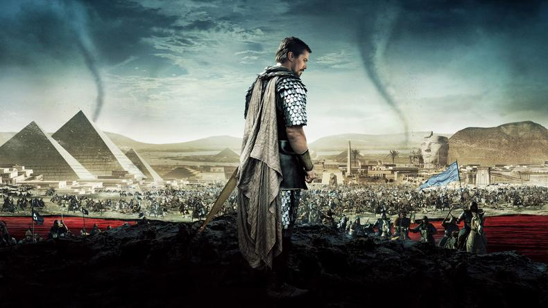 ТОП-5 зрелищных фильмов про античность
