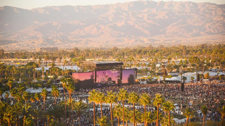 Крупнейший музыкальный фестиваль Coachella отменили из-за коронавируса