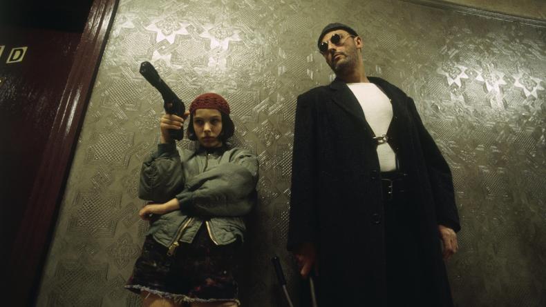 Большое кино: ТОП-5 потрясающих фильмов Люка Бессона