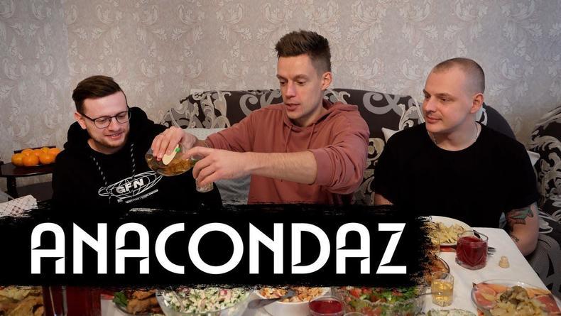 Как отреагировали соцсети на новый выпуск шоу вДудь об Anacondaz