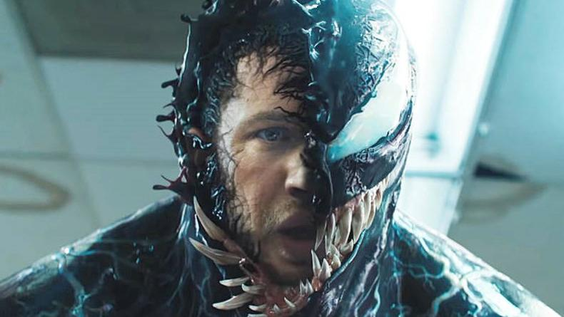 Экшен без спецэффектов: Том Харди опубликовал видео со съемок Венома
