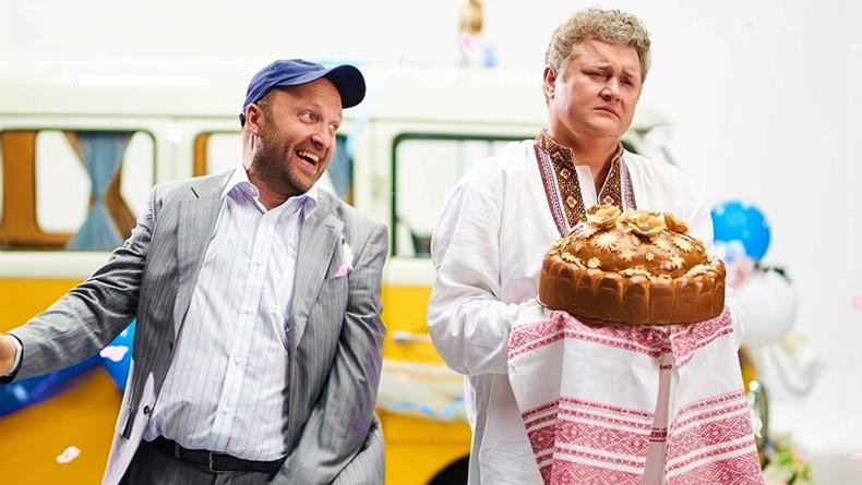 Безумная Свадьба 2 стала лучшим фильмом 2020 года на украинском ТВ