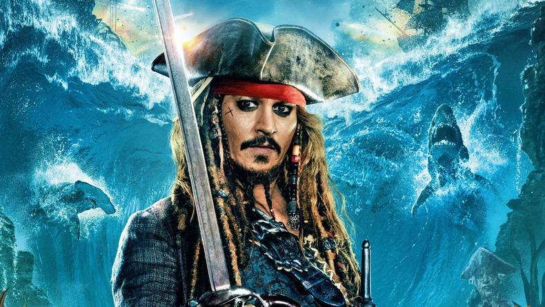 Стало известно, кто заменит Джонни Деппа в Пиратах Карибского моря 6 - СМИ