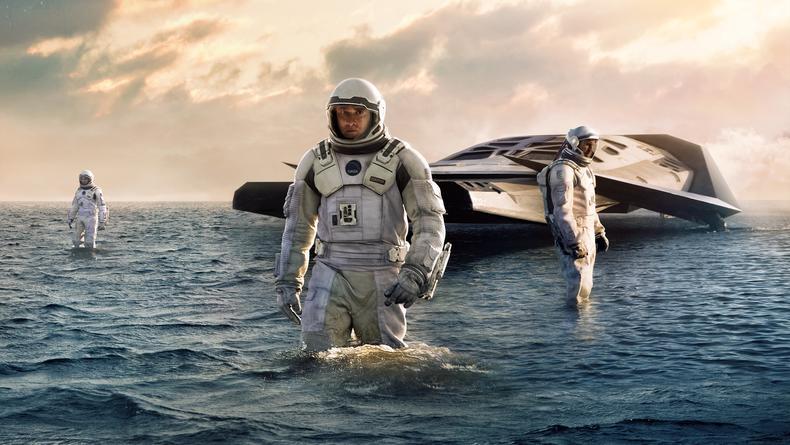 ТОП-5 фильмов про путешествия к другим планетам