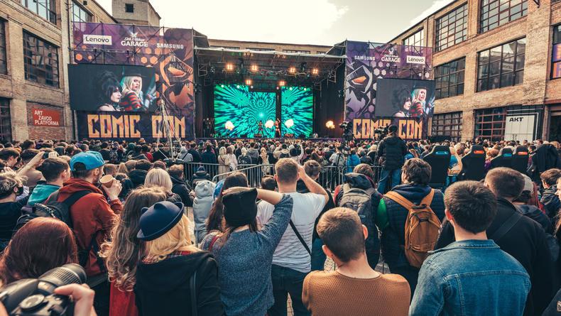 Comic Con Ukraine-2020 объявили о наборе участников на фестиваль