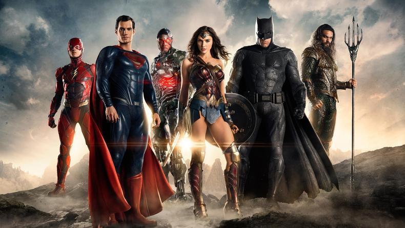 Вышел эффектный и впечатляющий трейлер новой Лиги Справедливости от DC