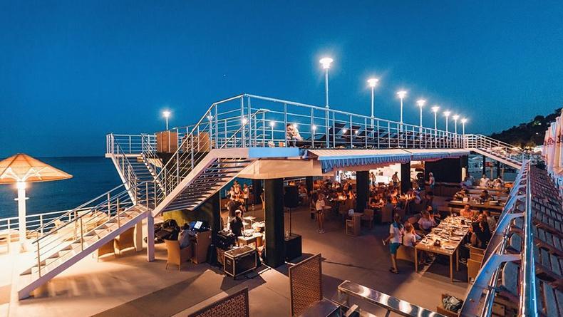ТОП-5 лучших ресторанов с видом на море в Одессе