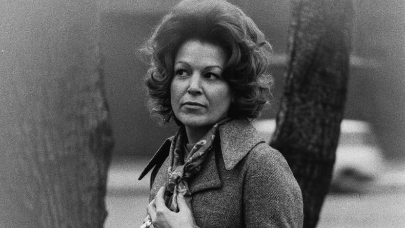 Умерла знаменитая британская актриса и певица Энни Росс