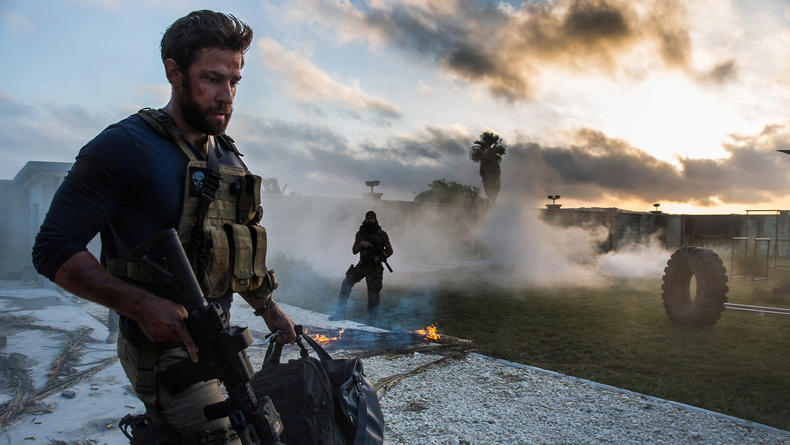 ТОП-5 сериалов-боевиков, которые смотрятся на одном дыхании