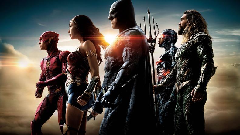 В Сети появился эффектный отрывок из новой Лиги Справедливости от DC