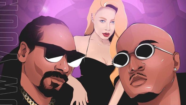 Тина Кароль выпустила совместный трек с рэпером Snoop Dogg