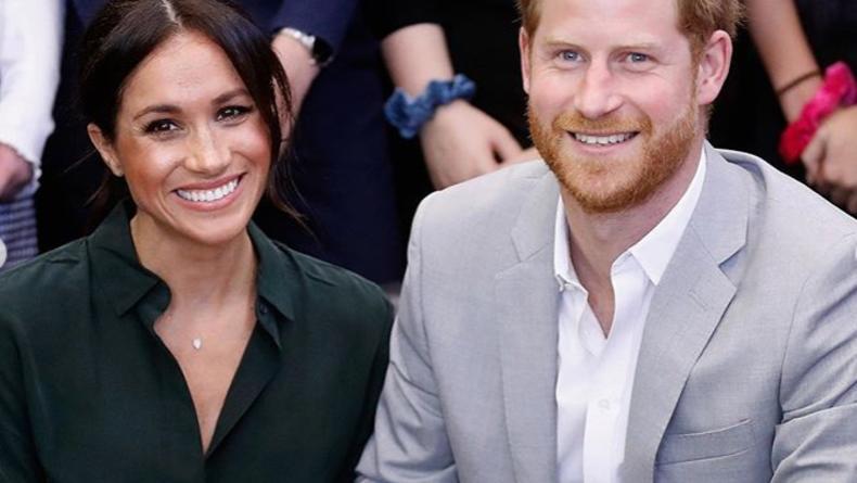 Меган Маркл и принц Гарри заключили договор с Netflix