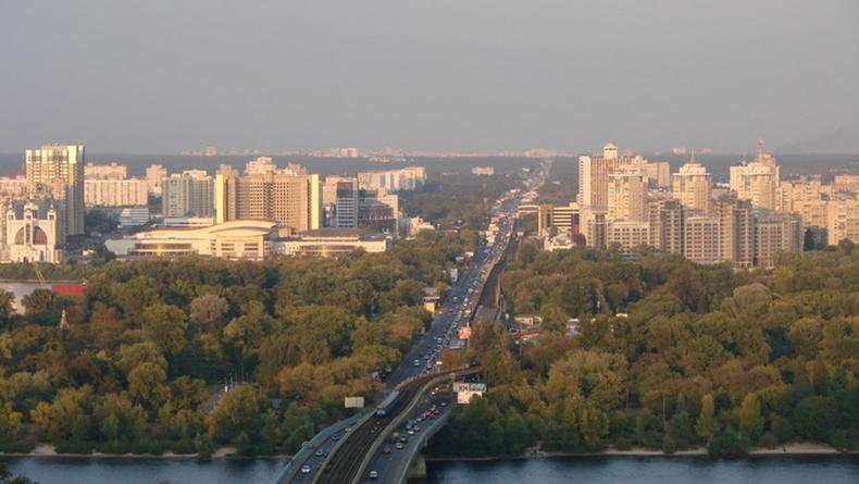 """В Киеве появится новый парк - """"Никольская Слободка"""""""