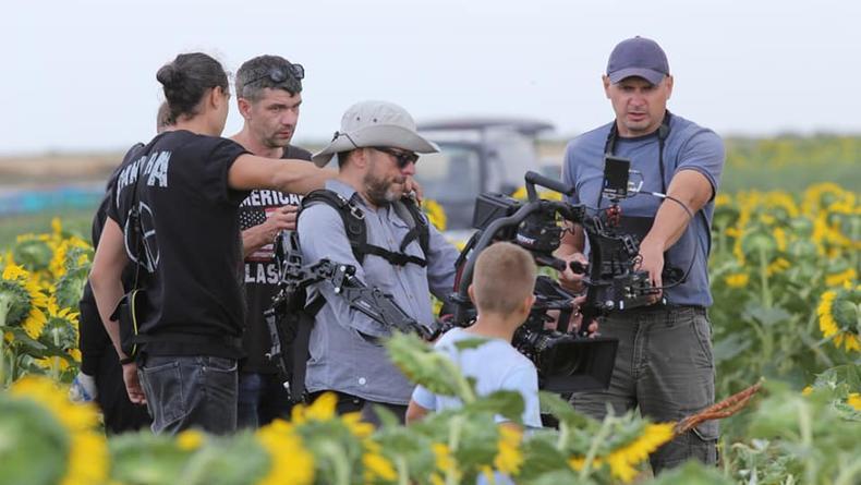 Фильм Сенцова Носорог: Показаны первые кадры со съемок