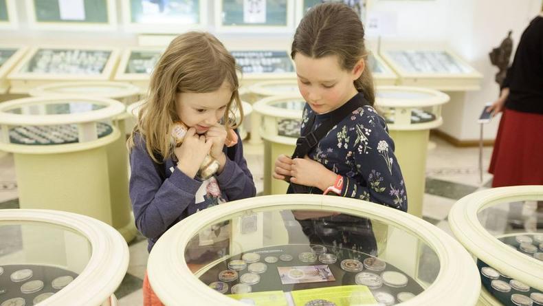 Музей денег: куда пойти с ребенком в Киеве