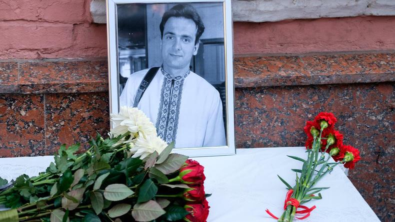 В Киеве в день почтения памяти ГеоргияГонгадзе покажут фильм