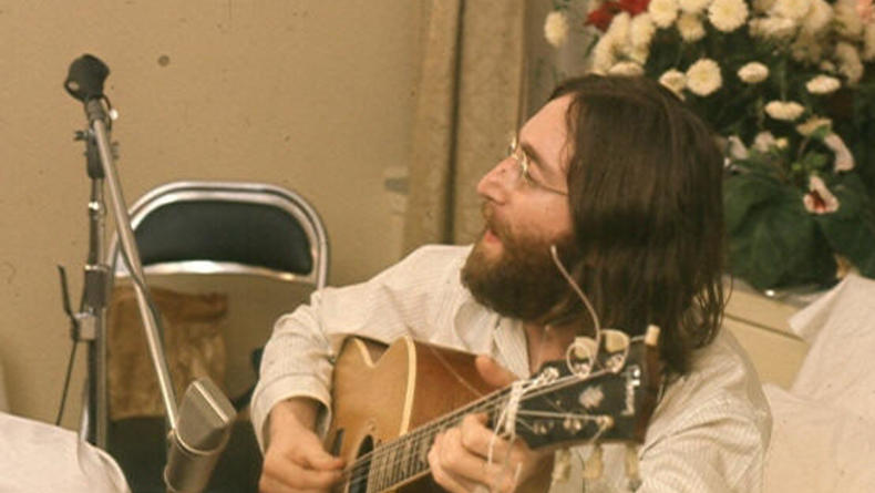 Последнее интервью Леннона: в декабре выйдет новый фильм