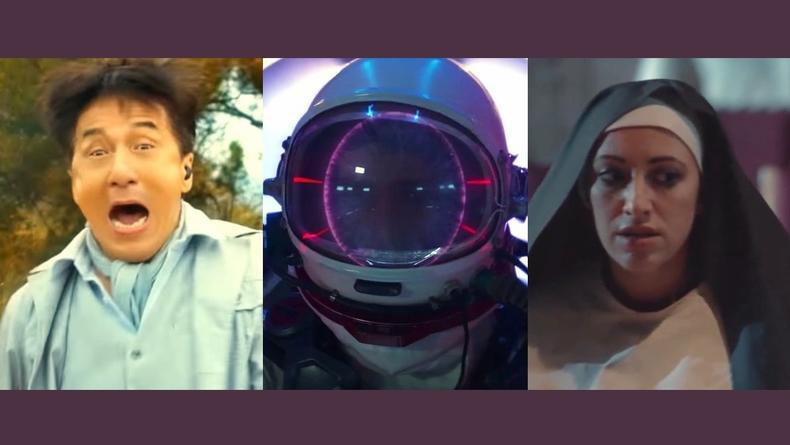 Джеки Чан, язык животных и 2067-й: какие фильмы покажут 1 октября