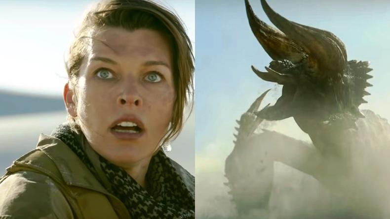 """Игра """"Monster Hunter"""" стала кино: появился тизер фильма с Йовович"""
